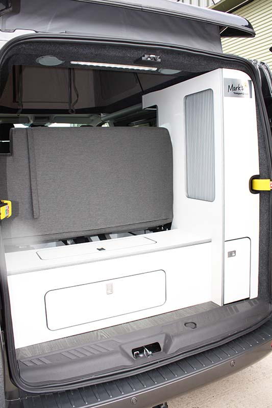 camper conversion from marks lincolnshire